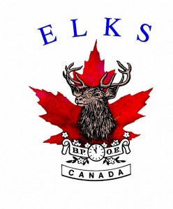 elks maple leaf